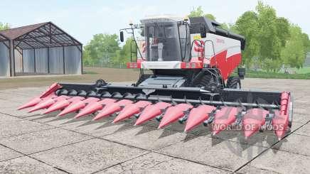 Torum 765 rouge vif pour Farming Simulator 2017