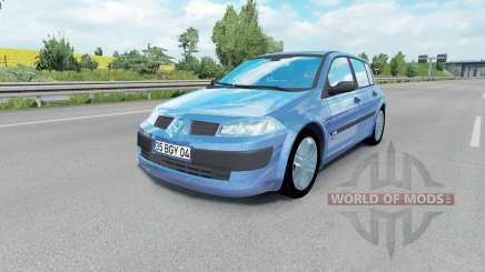 Renault Megane 5-door 2003 pour Euro Truck Simulator 2