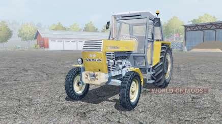 Ursus 1201 soft yellow für Farming Simulator 2013