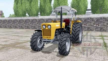 Kramer KL 714 mustard pour Farming Simulator 2017
