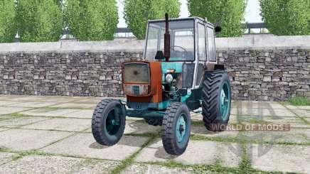 UMZ-6КЛ couleur turquoise pour Farming Simulator 2017