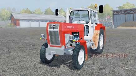 Fortschritt Zt 300 für Farming Simulator 2013