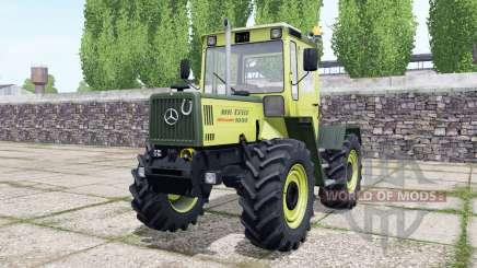 Mercedes-Benz Trac 1000 intercooler für Farming Simulator 2017