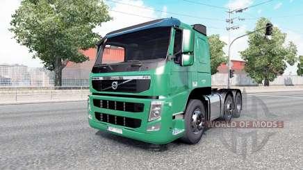 Volvo FM 420 6x2 pour Euro Truck Simulator 2