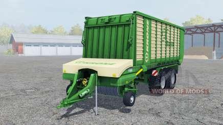 Krone ZX 450 GD pantone green für Farming Simulator 2013