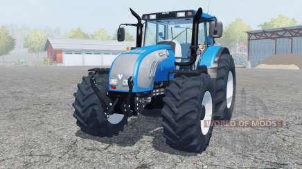 Valtra T182 spanish sky blue für Farming Simulator 2013