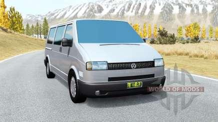 Volkswagen Transporter (T4) für BeamNG Drive