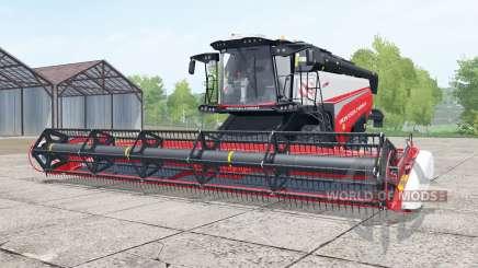 RSM 161 rouge vif pour Farming Simulator 2017