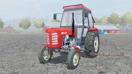 Ursus C-4011 carmine pink für Farming Simulator 2013