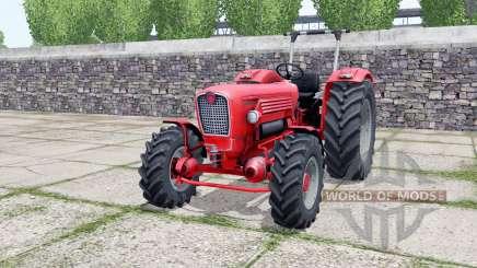 Guldner G 75A front loader für Farming Simulator 2017