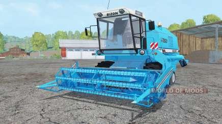 Bizon Rekord Z058 pour Farming Simulator 2015