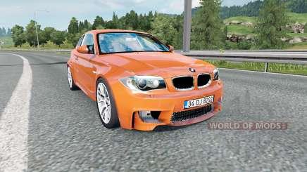 BMW 1M (E82) 2011 pour Euro Truck Simulator 2