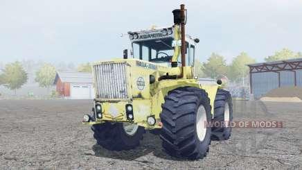 Raba-Steiger 250 pale goldenrod pour Farming Simulator 2013