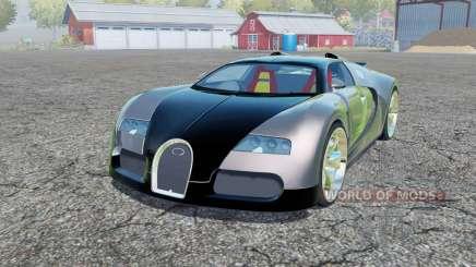 Bugatti Veyron 2006 für Farming Simulator 2013