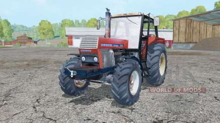 Ursus 1214 pastel red pour Farming Simulator 2015