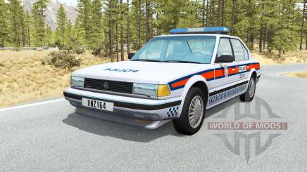 ETK I-Series Police Traffic v0.7.2 pour BeamNG Drive