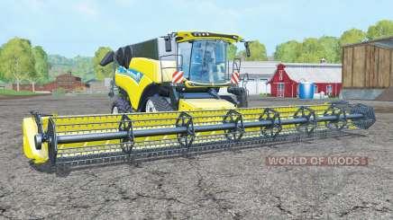 New Holland CR10.90 titanium yellow pour Farming Simulator 2015