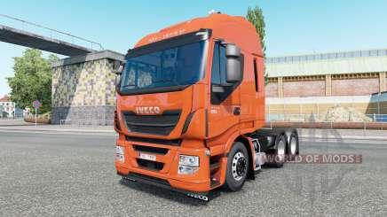 Iveco Stralis Hi-Way 560 2013 pour Euro Truck Simulator 2