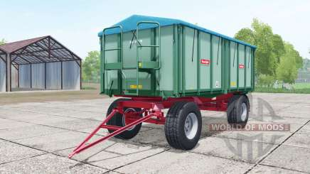 Rudolph DK 280 R pour Farming Simulator 2017