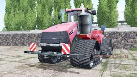 Case IH Steiger 1000 Quadtrac The Red Baron pour Farming Simulator 2017