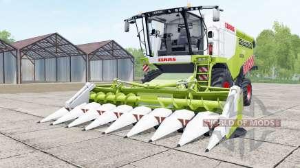 Claas Lexion 740 green and white für Farming Simulator 2017