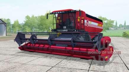 Palesse GS16 rouge vif pour Farming Simulator 2017