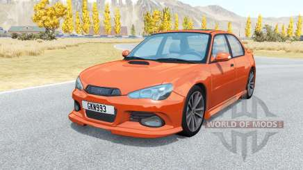 Hirochi Sunburst diesel engine v1.1 pour BeamNG Drive