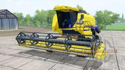 New Holland TC5090 lemon yellow für Farming Simulator 2017