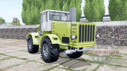 Kirovets K-700 en couleur juin Bud pour Farming Simulator 2017