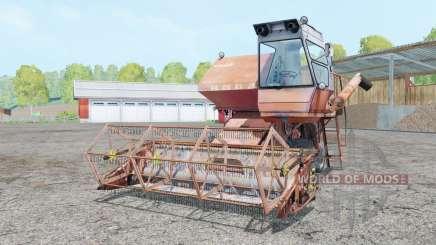 SK-5 Niva lumière orange jrhfc pour Farming Simulator 2015