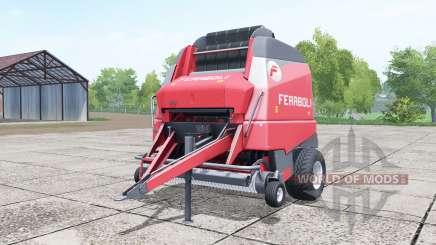 Feraboli Extreme 265 fiery rose für Farming Simulator 2017