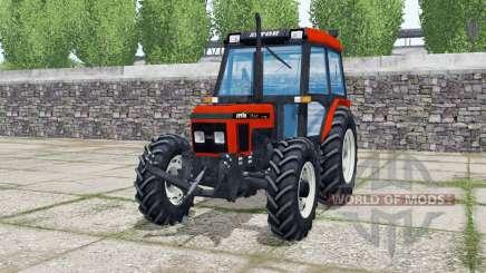 Zetor 7340 Turbo 1995 für Farming Simulator 2017