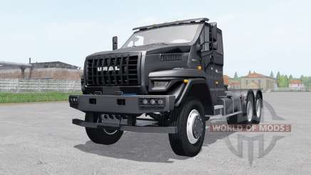 Ural Nächsten T25.420 2018 für Farming Simulator 2017