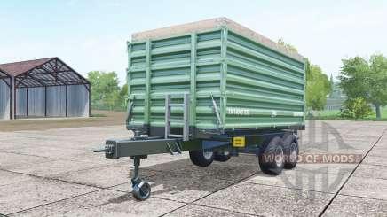 Brantner TA 14045 XXL poisonous-green für Farming Simulator 2017