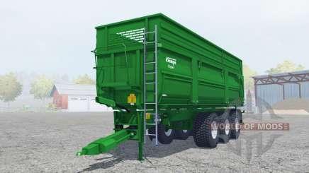 Krampe Big Body 900 north texas green pour Farming Simulator 2013