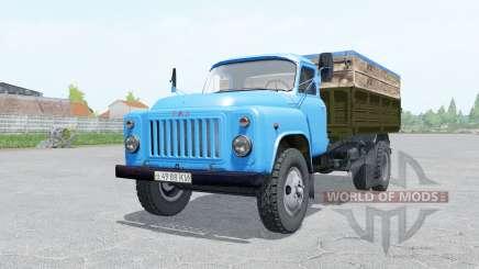 GAZ-53 Farbe blau für Farming Simulator 2017