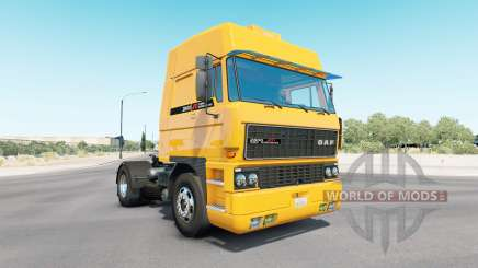 DAF 2800 Space Cab pour American Truck Simulator