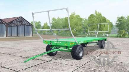 Joskin Wago TR8000 pour Farming Simulator 2017