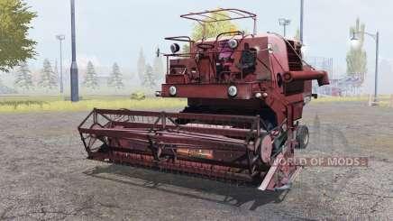Bizon Z040 pour Farming Simulator 2013