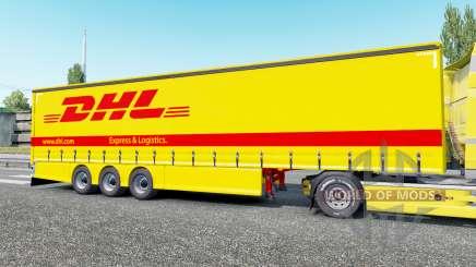 Tilt trailer für Euro Truck Simulator 2
