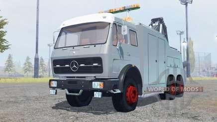 Mercedes-Benz NG 1632 tow truck für Farming Simulator 2013