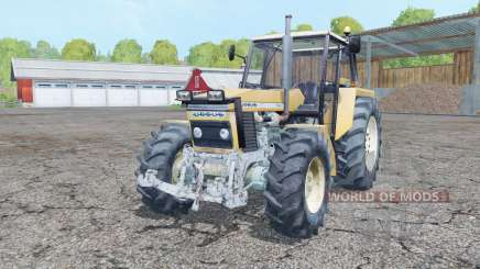 Ursus 1224 very soft orange pour Farming Simulator 2015