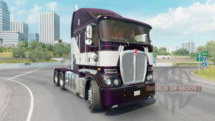 Kenworth K200 dark purple pour American Truck Simulator