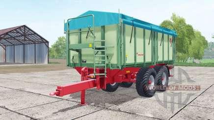 Welger TDK 300 light lime green für Farming Simulator 2017