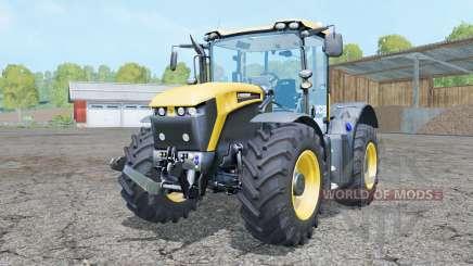 JCB Fastrac 4190 steering modes für Farming Simulator 2015