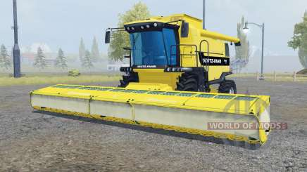 Deutz-Fahr 7545 RTS soft yellow pour Farming Simulator 2013