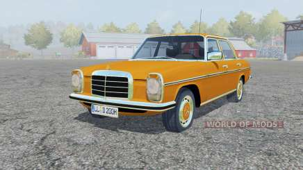 Mercedes-Benz 220D (W115) 1973 für Farming Simulator 2013