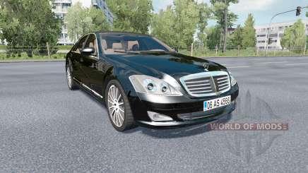 Mercedes-Benz S 350 (W221) 2009 pour Euro Truck Simulator 2