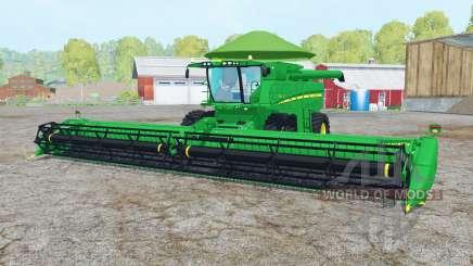 John Deere S680 pantone green für Farming Simulator 2015