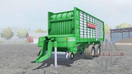 Bergmann Shuttle 900 K caribbean green für Farming Simulator 2013
